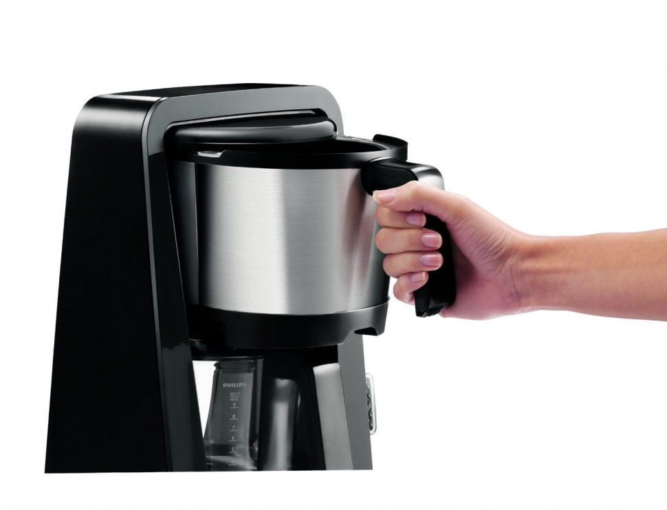 Coffee Maker With Insulated Jug : Philips HD7698/20 Avance Collection Coffee Maker Insulated Jug Black Genuine NEW