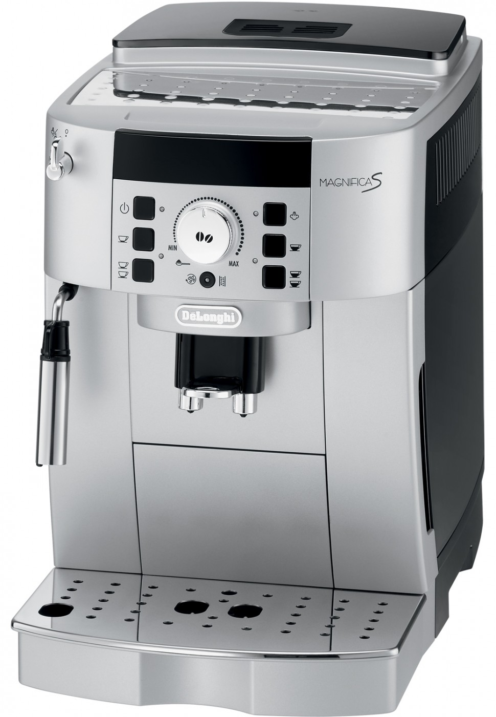 Delonghi Bean To Cup Coffee Maker Instructions : DeLonghi Magnifica S ECAM 22.110.SB Bean To Cup Automatic Coffee Machine Genuine