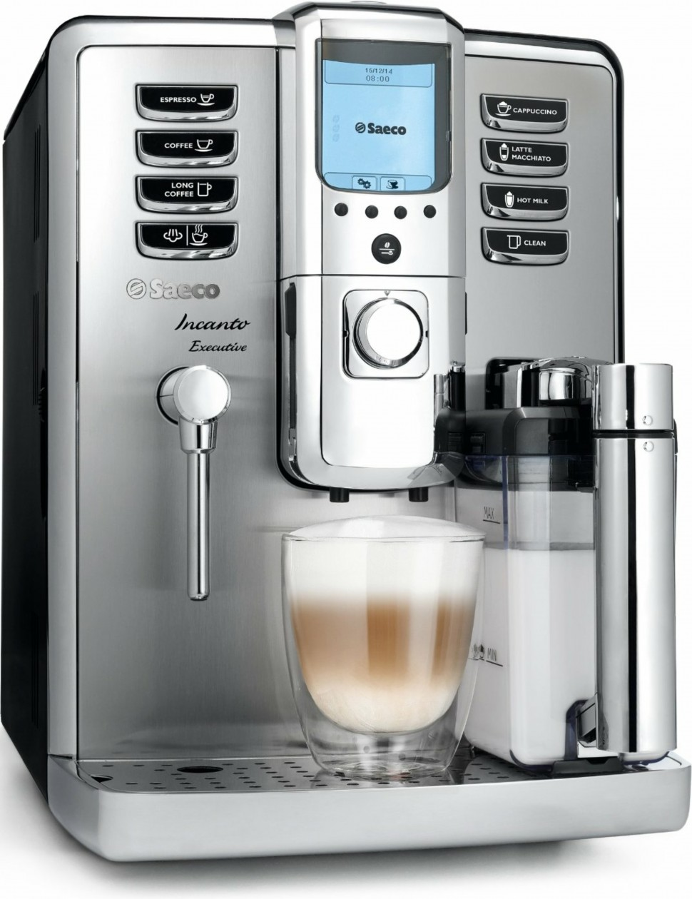 Philips Coffee Maker Bean To Cup : Philips HD9712/01 Automatic Incanto Bean-to-cup Coffee Machine Silver Genuine eBay