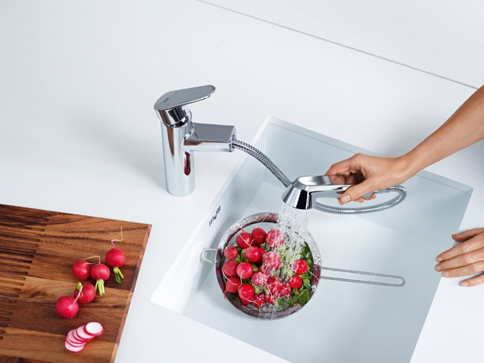 Clean Out Grohe Kitchen Faucet