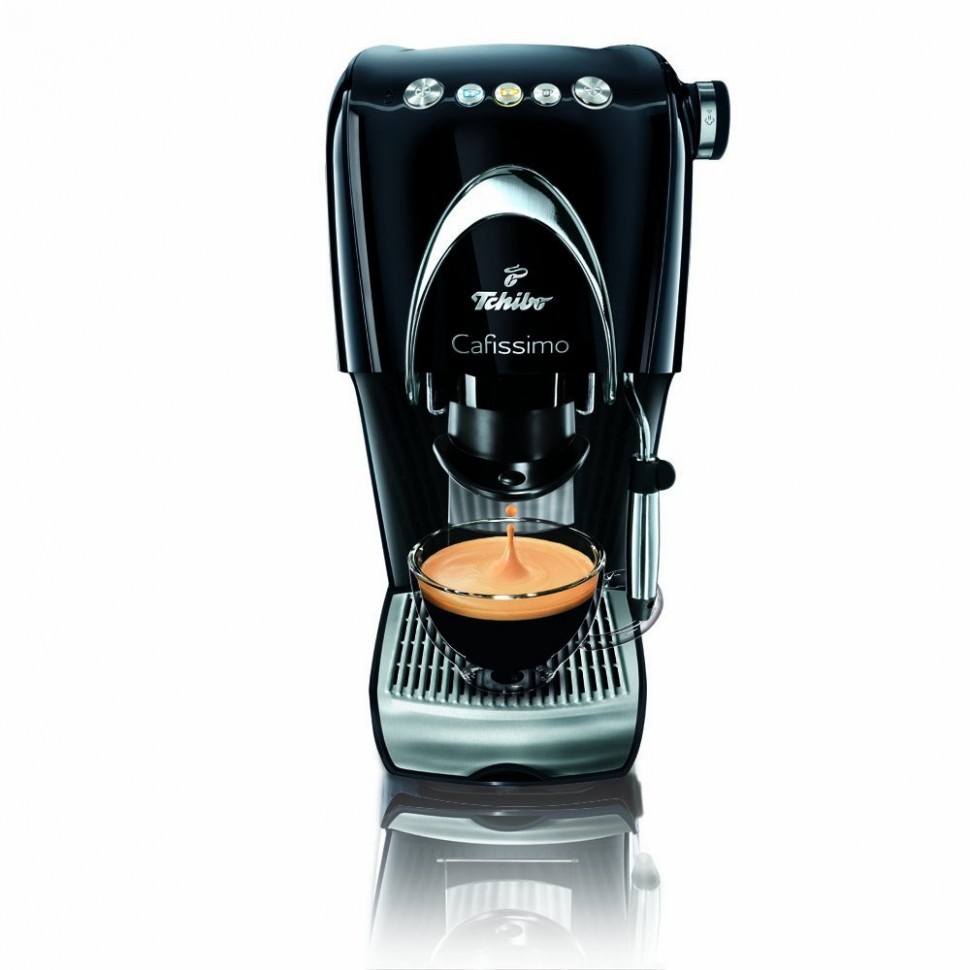 tchibo capsule coffee machine cafissimo classic. Black Bedroom Furniture Sets. Home Design Ideas