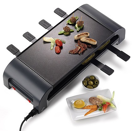 Stockli raclette grill