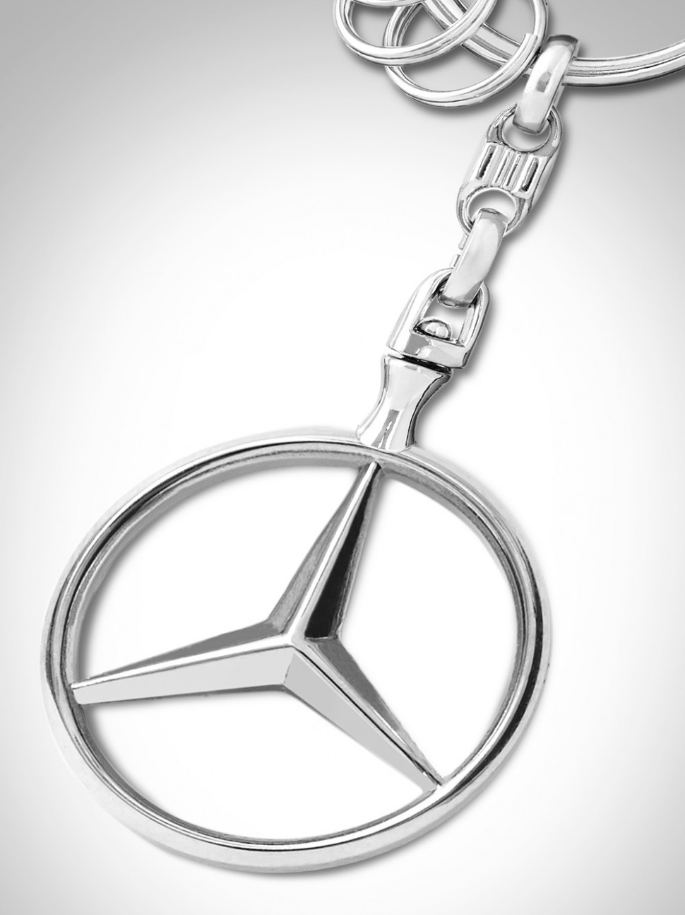 mercedes benz brussels key rings keyring b66957516 genuine. Black Bedroom Furniture Sets. Home Design Ideas