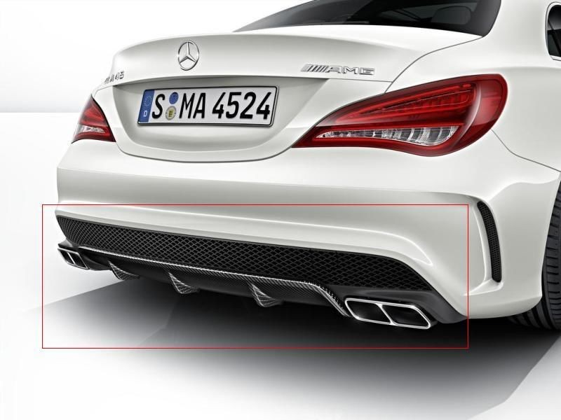 Mercedes Cla  Hood Bracket