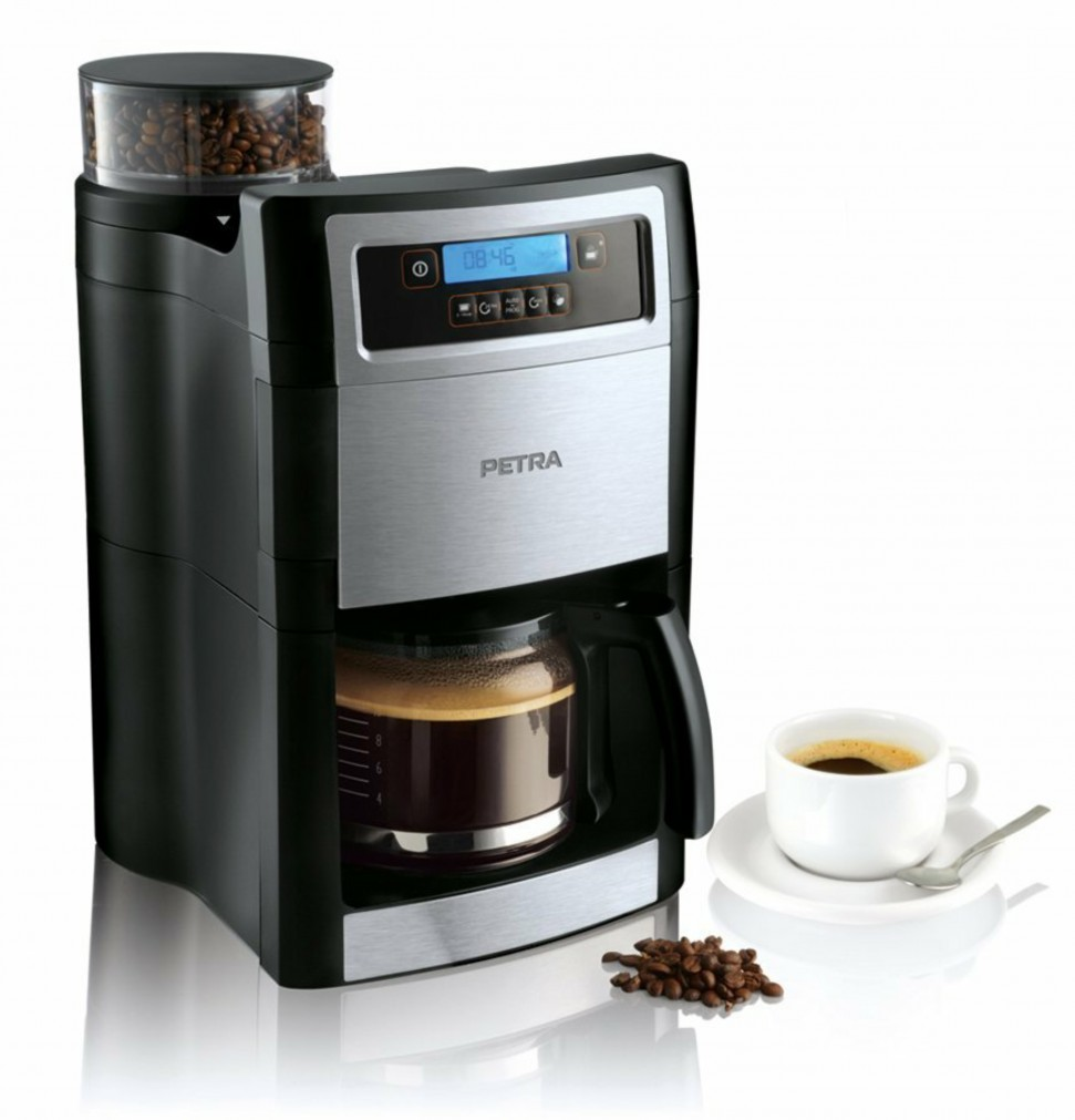 Coffee Maker With Grinder Reddit : Petra KM90.07 Electric Coffee Maker Integrated Coffee Grinder 10 Cup GENUINE NEW