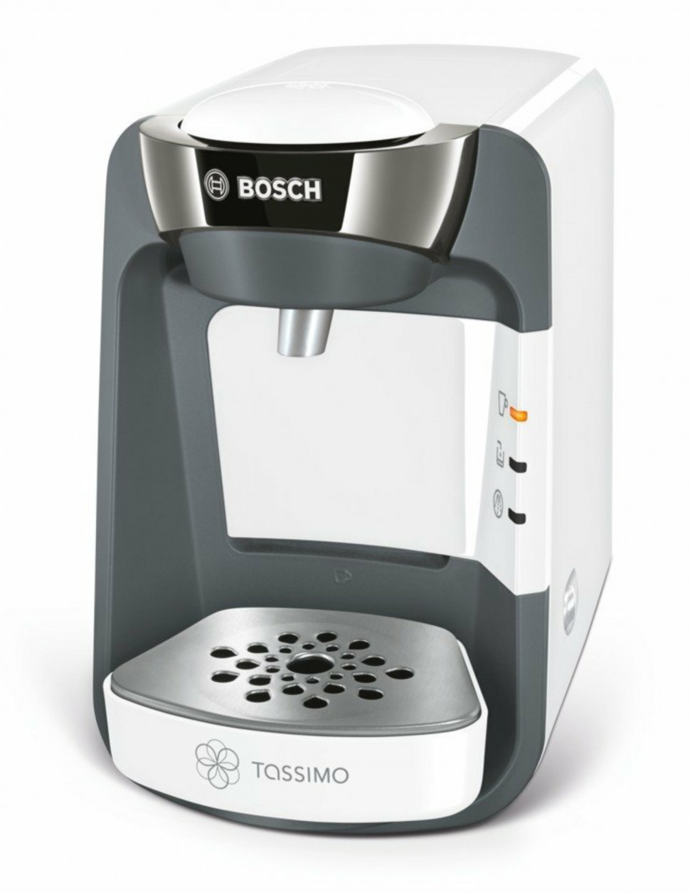 bosch tas3204 tassimo suny capsule coffee pad machine coconut white genuine new ebay. Black Bedroom Furniture Sets. Home Design Ideas