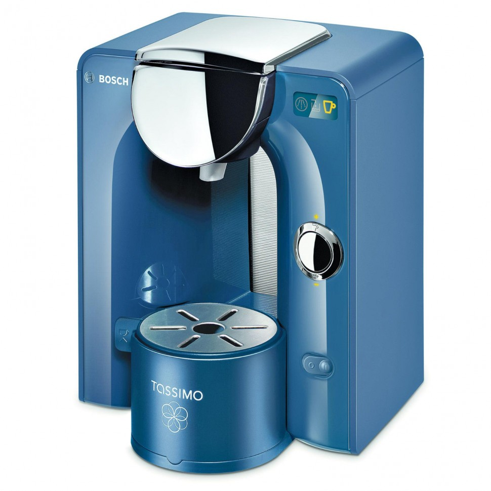 bosch tas5545 tassimo charmy capsule coffee pad machine ocean blue genuine new ebay. Black Bedroom Furniture Sets. Home Design Ideas