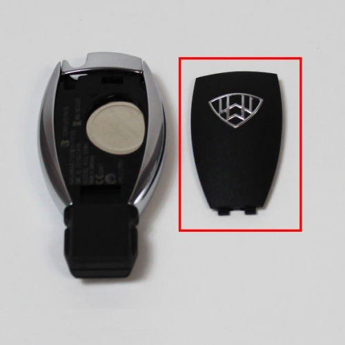 Mercedes Benz Maybach Logo Key Battery Compartment Cover