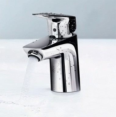 hansgrohe logis 70 single lever basin mixer with pop up waste set genuine new ebay. Black Bedroom Furniture Sets. Home Design Ideas