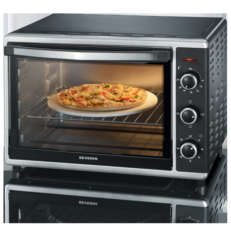 German Countertop Oven : Details about Severin TO 2058 Toast Oven With Convection 1800W Grill ...