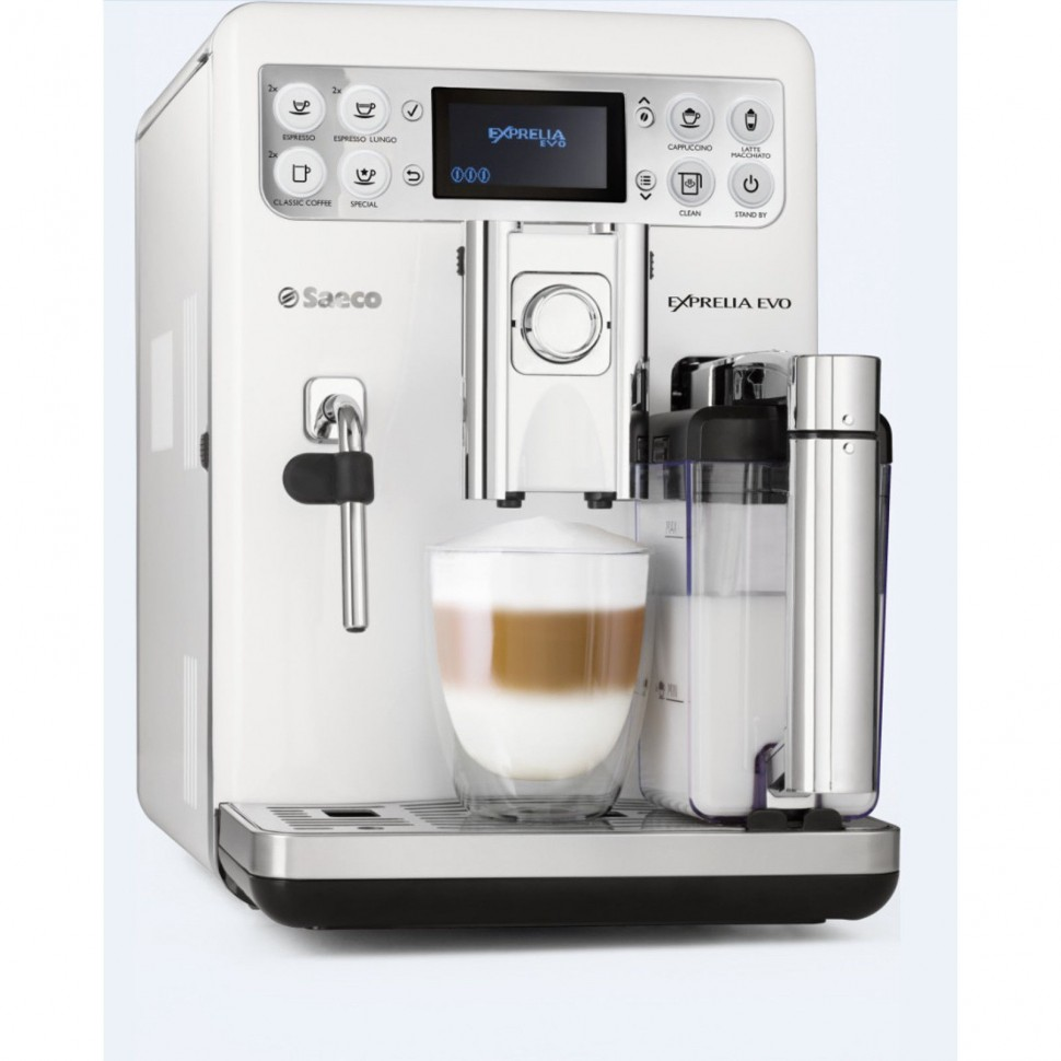 Philips Coffee Maker Hd8325 : PHILIPS Saeco Exprelia HD8859/01 Super Automatic Espresso Machine Genuine New eBay