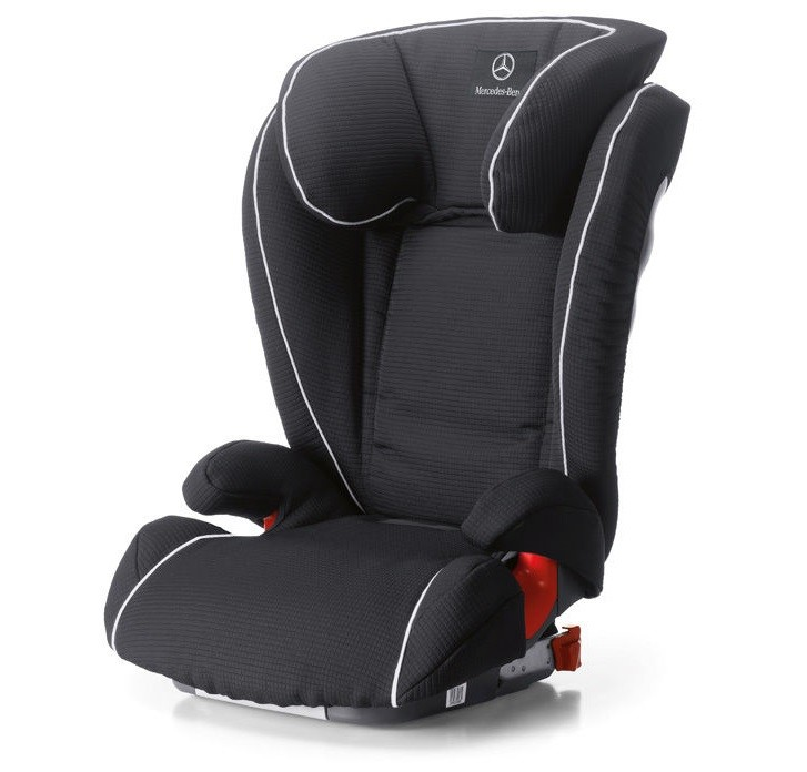 mercedes benz kidfix child seat isofix no acsr