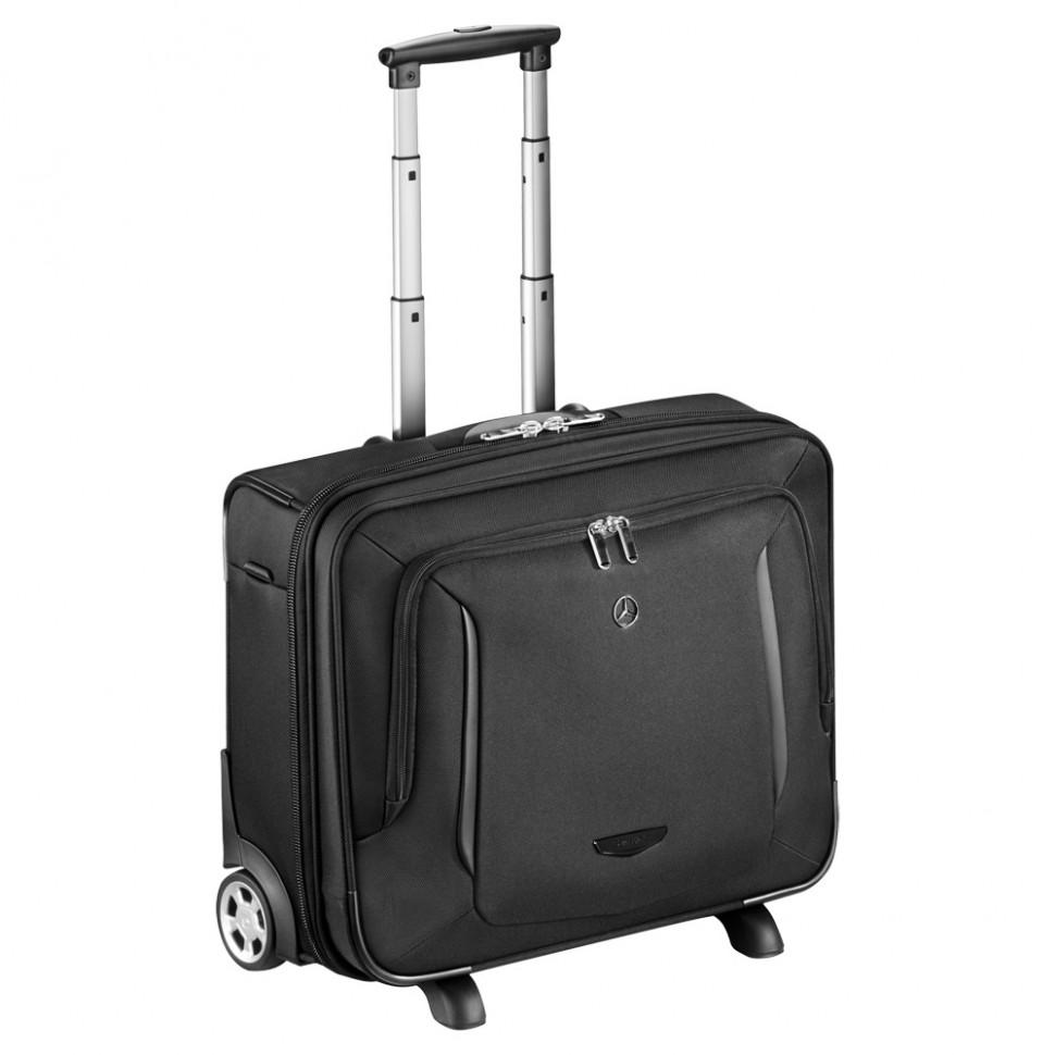 samsonite mercedes benz x blade pilot suitcase bag b66955391 genuine new. Black Bedroom Furniture Sets. Home Design Ideas