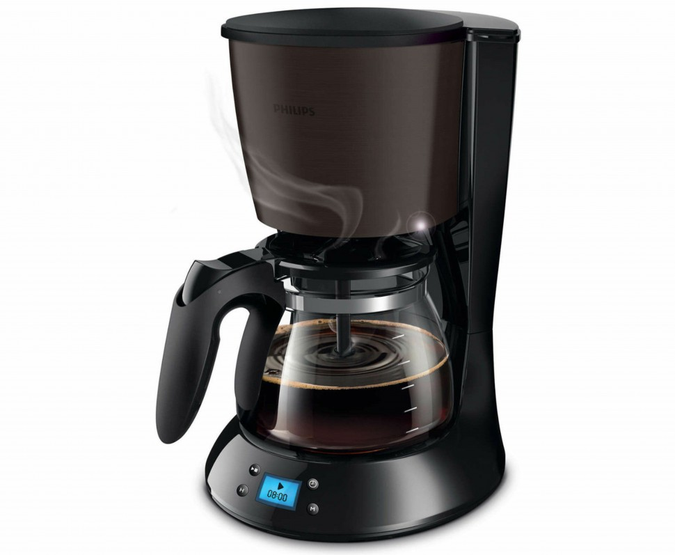 Best Coffee Maker With Timer : Philips HD7459/81 Daily Collection Coffee Maker 1000W With Timer GENUINE NEW eBay