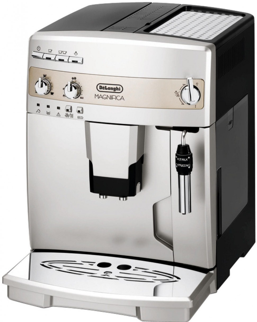 how to clean funnel delonghi magnifica
