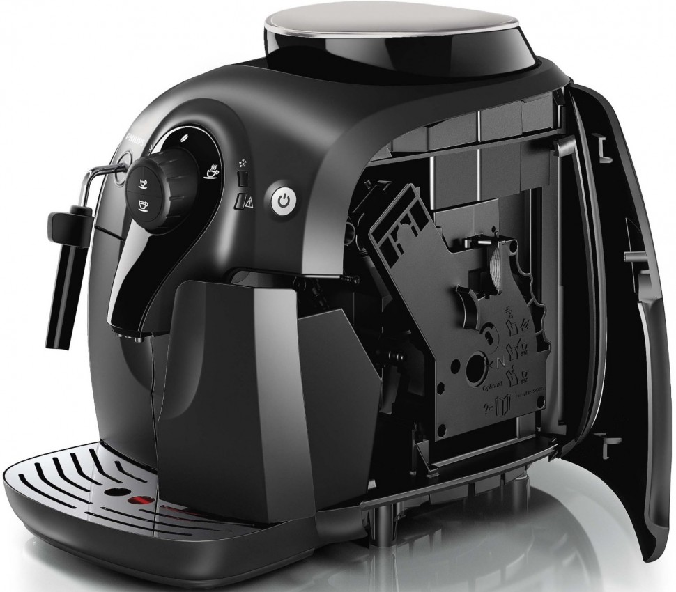 Philips Hd8651 01 2000 Series Super Automatic Espresso