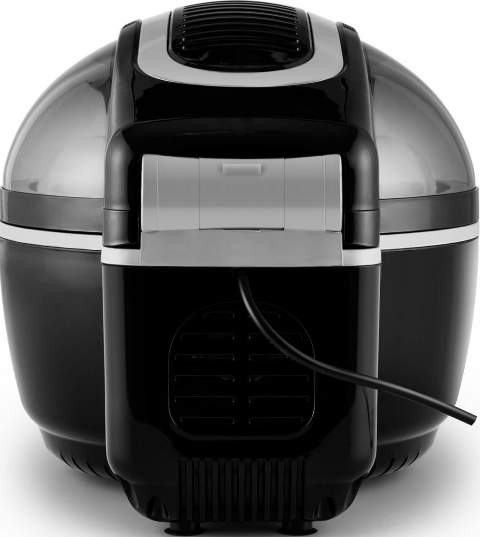 Klarstein Vitair Turbo Hot Air Fryer Black 1400w Grilling