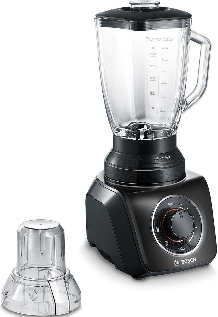 Bosch Small Kitchen Appliances Bosch Mmb43g2b Blender Black Stand Mixer 700w Pulse Function