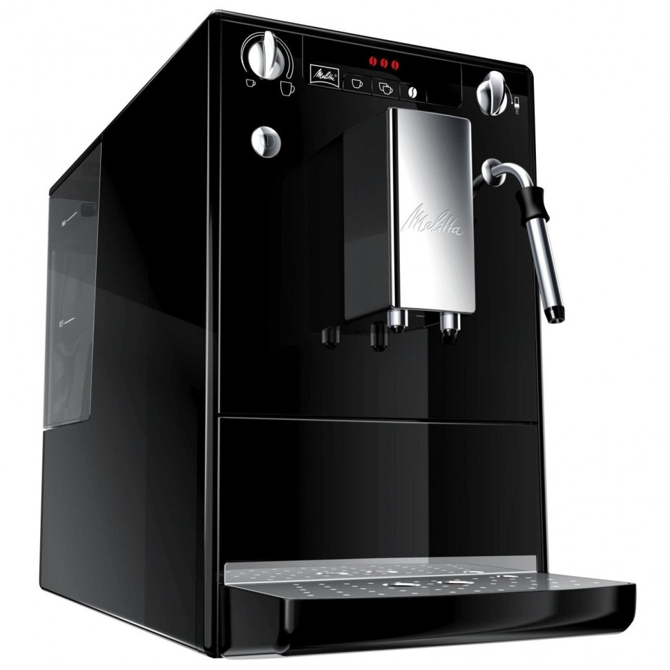 melitta e 953 101 caffeo solo milk espresso machine black genuine new. Black Bedroom Furniture Sets. Home Design Ideas