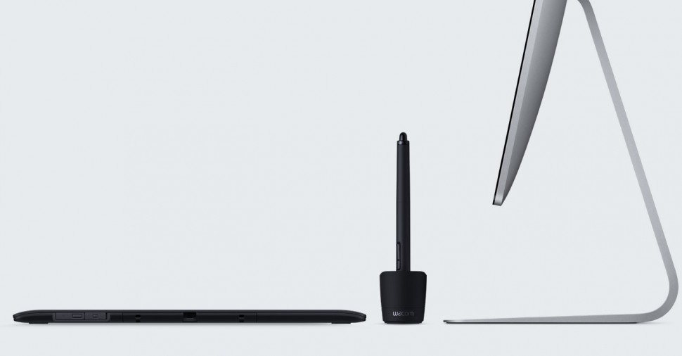 how to use wacom intuos with motion