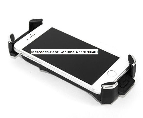 Mercedes benz universal smartphone holder a2228206401 for Mercedes benz phone mount