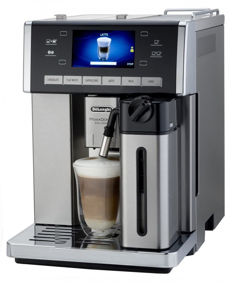 the delonghi esam 6900m primadonna for the finest specialty coffees - Delonghi Espresso Machine