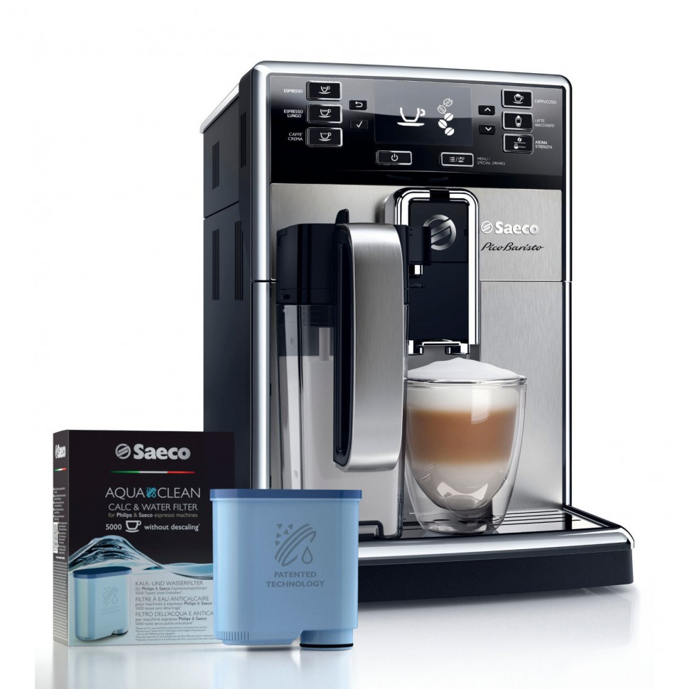 saeco hd8927 01 picobaristo super automatic espresso. Black Bedroom Furniture Sets. Home Design Ideas