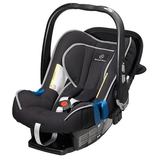mercedes benz baby seat baby safe plus 2 with acsr limited. Black Bedroom Furniture Sets. Home Design Ideas