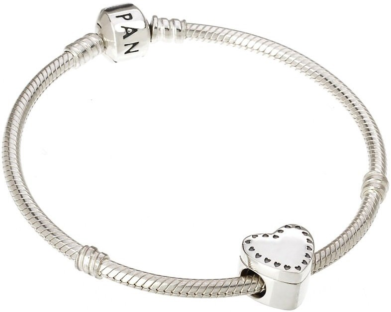 Pandora 791247cz silver 14k gold heart gift box ring for How much does pandora jewelry pay