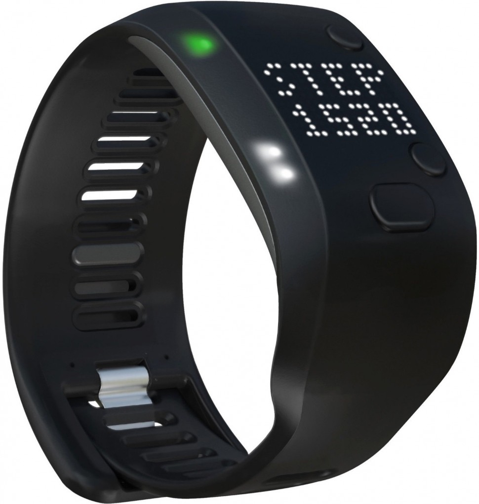 Adidas miCoach Fit Smart Band Fitness Activity Tracker ...