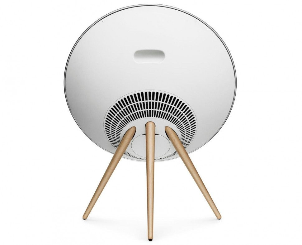 b o play beoplay a9 wi fi sound system mkii airplay bluetooth dlna white genuine. Black Bedroom Furniture Sets. Home Design Ideas