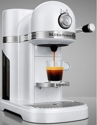 Nespresso Coffee Maker 220 Volts : KitchenAid Artisan 5KES0503EFP4 Nespresso Capsule Coffee Maker Genuine New eBay