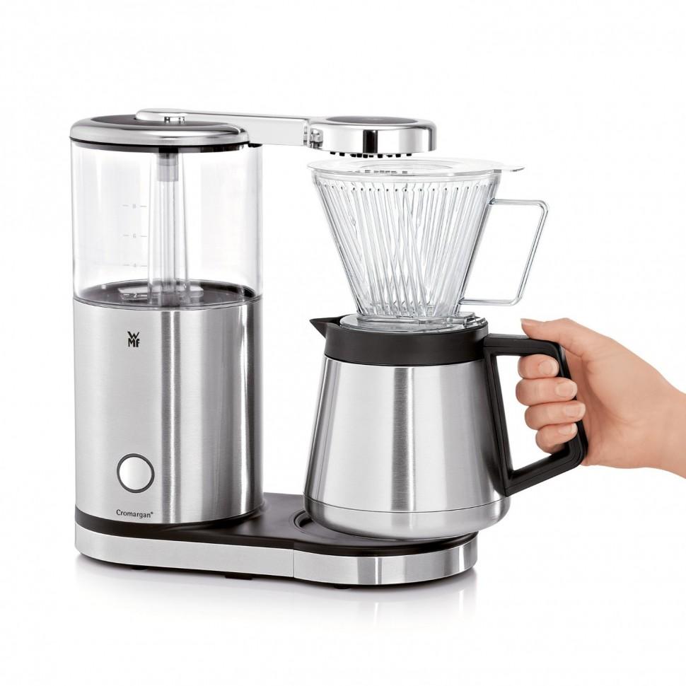 Wmf Genio Coffee Maker Glass Ersatzteile : WMF Aroma Master Filter Coffee Machine With Thermal Jug 8 Cups 1400W GENUINE NEW eBay