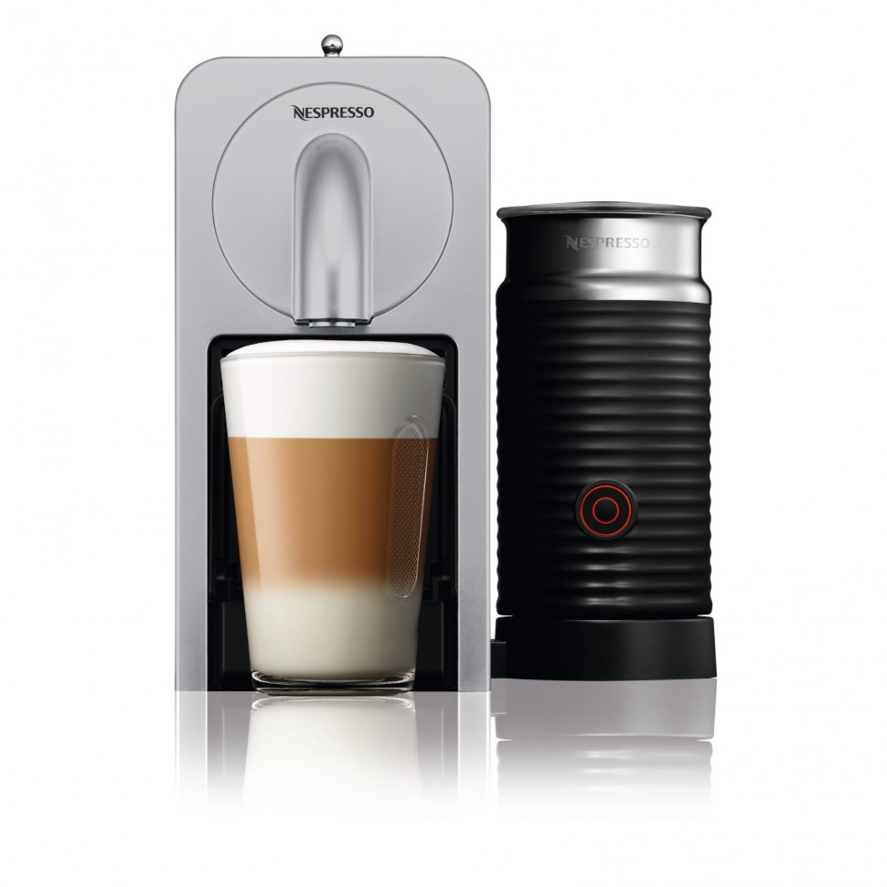 Nespresso Coffee Maker 220 Volts : Delonghi EN 270.SAE Nespresso Prodigio & Milk Capsule Coffee Machine GENUINE NEW