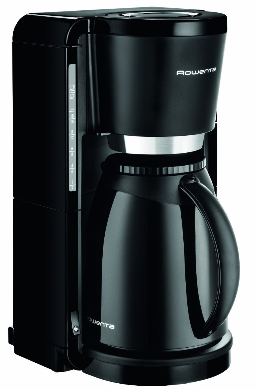 Rowenta CT3808 ADAGIO Coffee Maker With Thermos Black 850W Genuine New eBay