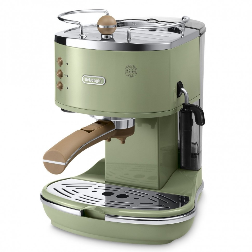 Delonghi icona vintage ecov 311 gr espresso coffee machine New coffee machine
