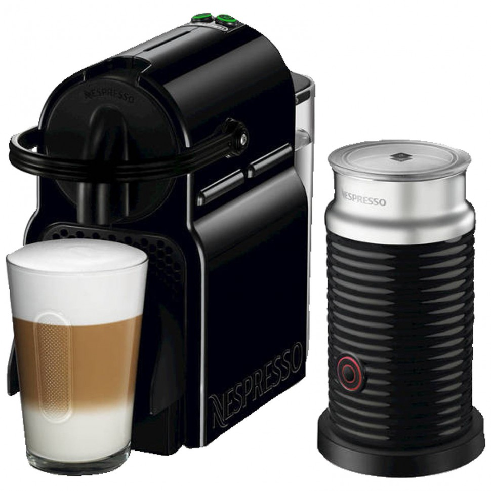 Nespresso Coffee Maker 220 Volts : Delonghi Nespresso Inissia EN 80 BAE Capsule Coffee Machine + Aeroccino Genuine eBay