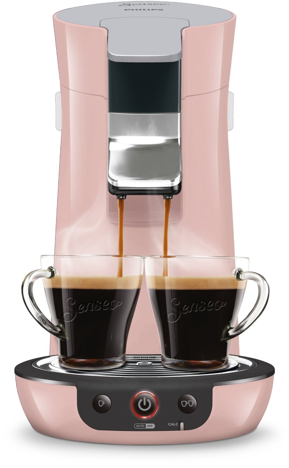 philips hd7829 30 senseo coffee pod machine coffee boost technology pink genuine ebay. Black Bedroom Furniture Sets. Home Design Ideas