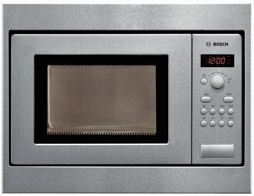 Bosch Hmt75m551b Compact Microwave Oven