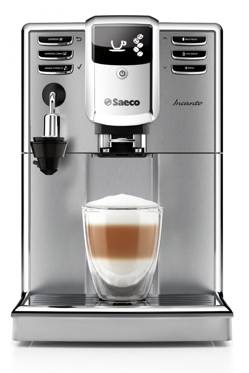 philips hd8914 01 saeco incanto super automatic coffee. Black Bedroom Furniture Sets. Home Design Ideas