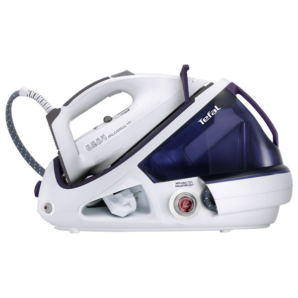 tefal gv8335 pro express steam generator iron 2200w anti. Black Bedroom Furniture Sets. Home Design Ideas