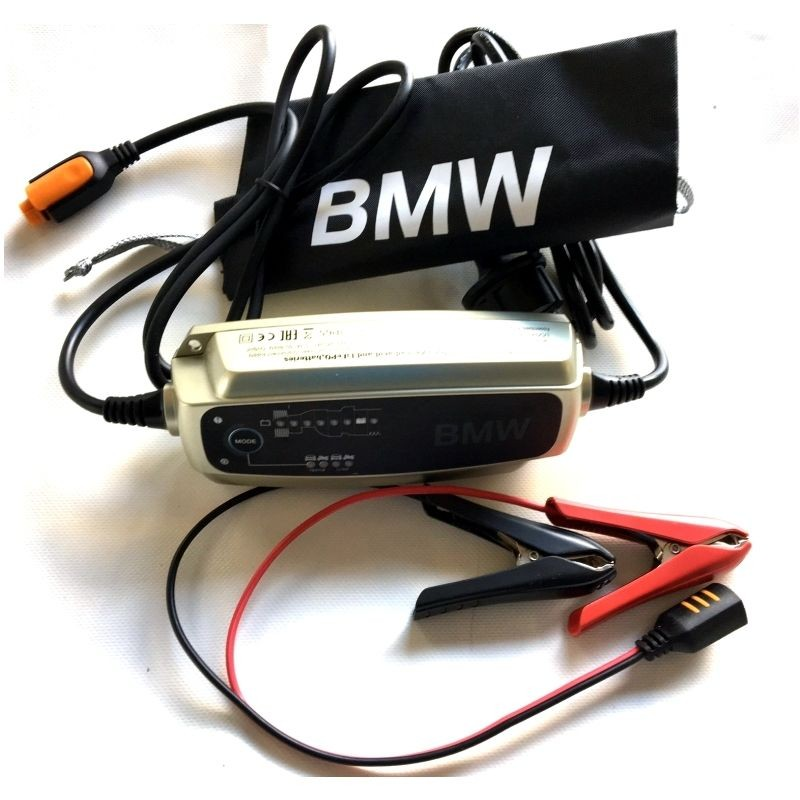 BMW Battery Charger 5A For AGM Batteries 61432408592