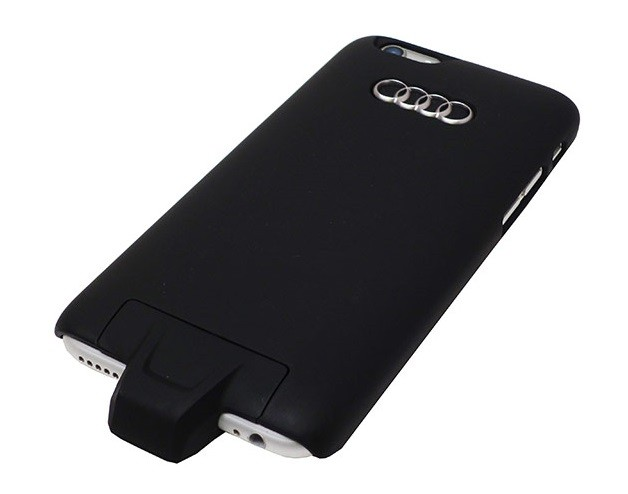 audi qi wireless charging case shell for iphone 6 6s. Black Bedroom Furniture Sets. Home Design Ideas