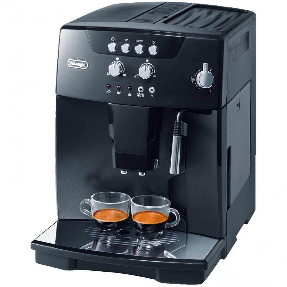 delonghi magnifica esam espresso coffee machine. Black Bedroom Furniture Sets. Home Design Ideas