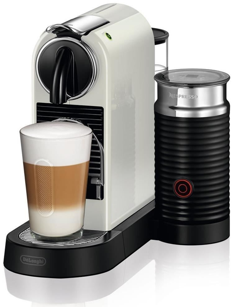 delonghi citiz milk en 267 wae nespresso capsule coffee. Black Bedroom Furniture Sets. Home Design Ideas