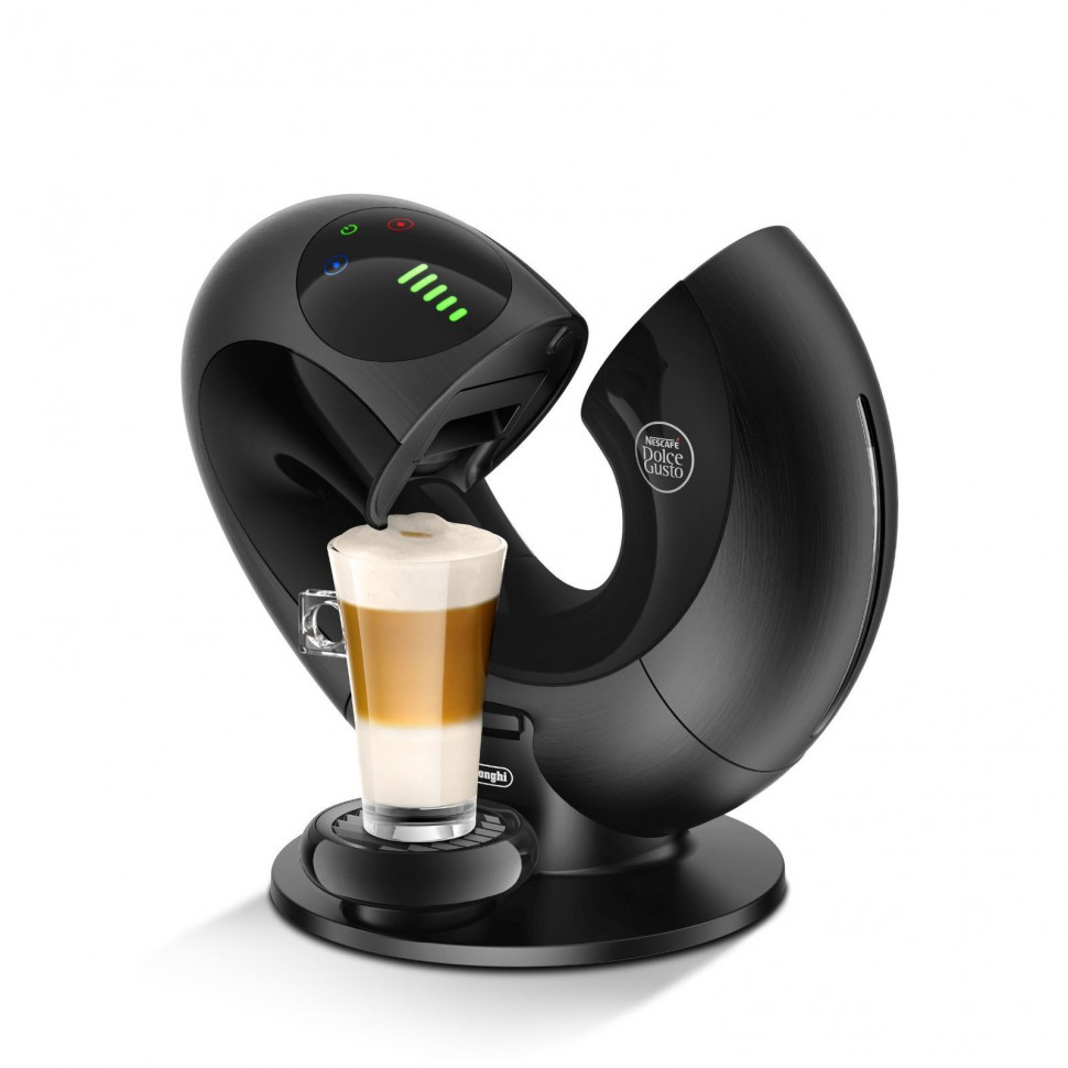 Delonghi eclipse edg 737 b nescafe dolce gusto capsule coffee machine genuine - Rangement dosette dolce gusto ...
