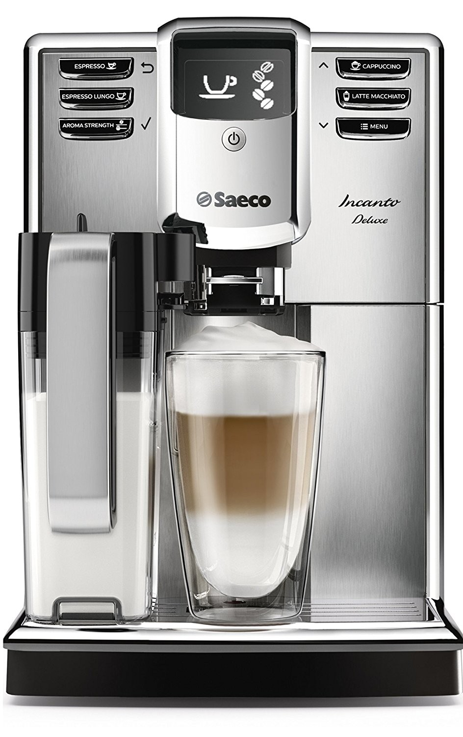 Philips Saeco Hd8921 01 Incanto Deluxe Coffee Machine