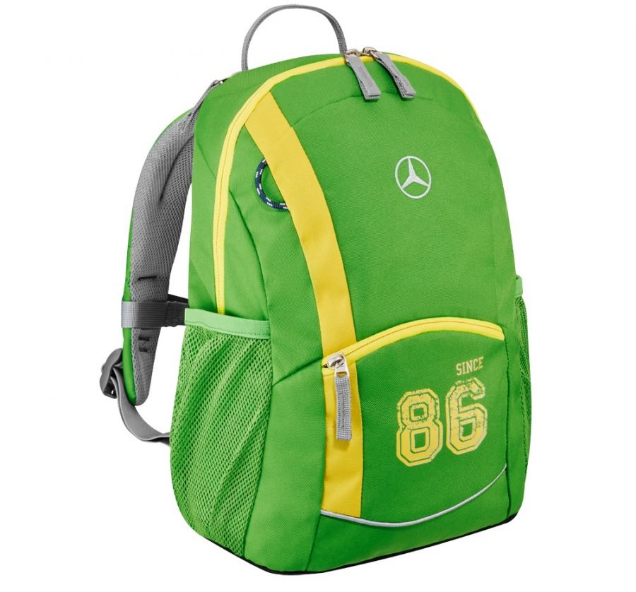 Deuter mercedes benz 2017 collection green kids backpack for Mercedes benz backpack