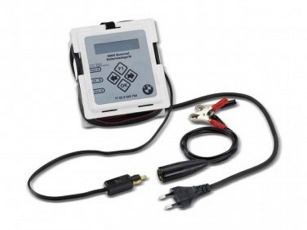 Bmw Motorcycle Battery Charger Can Bus