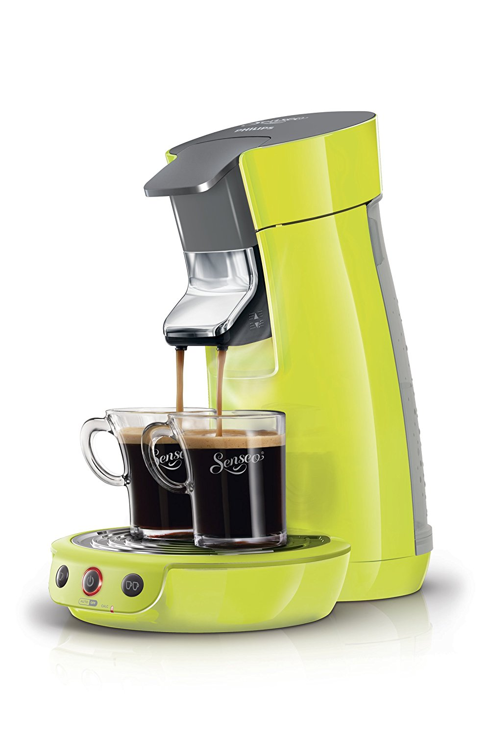 senseo hd7825 10 viva caf coffee pod machine 1450w sizzling lime genuine new ebay. Black Bedroom Furniture Sets. Home Design Ideas